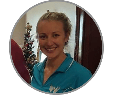 Sports Physiotherapist Jade Basham